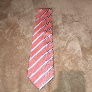 Vineyard Vines Mens Striped Necktie